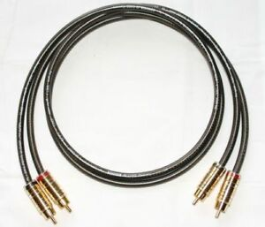 Stereo Set Sommercable Spirit XXL,Cinchkabel,Viablue TS Stecker Phono,HIFI