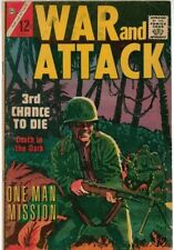War and Attack #1  Charlton Comics 1964