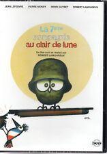 LA 7EME COMPAGNIE AU CLAIR DE LUNE   DVD   neuf ref050917550