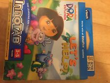 Vtech Innotab 2,3,3s Max Games Bundle Dora And Disney Mickey Boxed