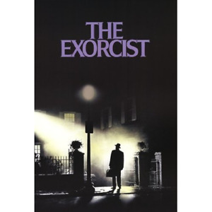 """The Exorcist – Movie Poster – Classic Horror Movie – 91 x 61 cm 36"""" x 24"""""""