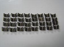 32 NEW 7mm Titanium Valve Locks +50 Bead Groove Lash Cap Recessed CV 012815-43