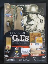 Book: Souvenirs de GI's, 1944-1945 - French Text - 50+ portfolios of Americans