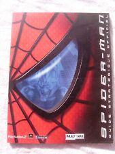 Spider-Man Le Guide Strategique Officiel FRANCAIS Brady Games Officiial Strategy