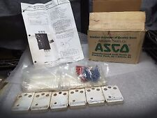ASCO 940 343-533 TRANSFER SWITCH CONTACTS KIT 1000 1200 Amp NEW NOS RARE $399
