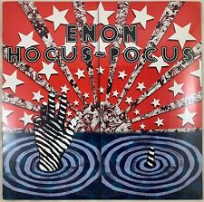 SEALED VINYL LP - NEW - Hocus Pocus by Enon - 2003 Touch and Go