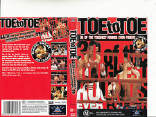 Toe To Toe:30 of The Toughest Rounds Ever Fought-Boxing-DVD