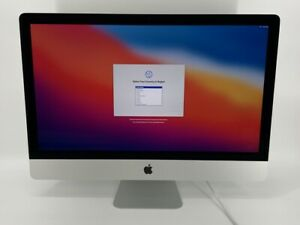 iMac Retina 27 5K 2017 MNE92LL/A 3.4GHz i5 8GB 256GB SSD - Excellent Condition