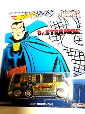 hotwheels gmc motorhome dr strange