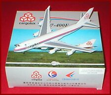 Dragon Wings Cargolux Boeing 747-400F 1/400 Diecast Plane # LX-ICV NEW IN BOX