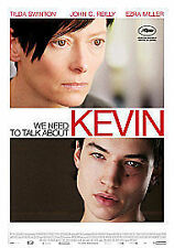 WE NEED TO TALK ABOUT KEVIN NEW DVD