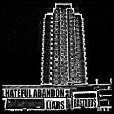 HATEFUL ABANDON - CD - Liars/Bastards