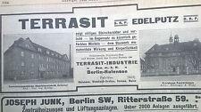 1912 99 Gritzner Durlach / Berlin Hochbahn Gleisdreieck / Gericht Halberstadt