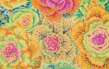By the Half Yard Philip Jacobs Brassica Yellow PWPJ051 Quilting Fabric #EBKC98