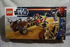 Hand Signed Jeremy Bulloch Boba Fett Lego 9496 Desert Skiff Star Wars Sealed Mb