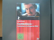 Geständnisse - Confessions Of A Dangerous Mind, Neu OVP, DVD, 2010
