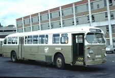 Montreal CTC CC&F bus Kodachrome original Kodak Slide
