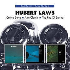 Hubert Laws - Crying Song/Afro-Classic/the Rite of Spring (3 on 2 CD) (CD NEU!)