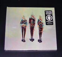 TAKE THAT LIMITIERTE DELUXE EDITION + 3 BONUS TITEL CD IM DIGIBOOK NEU & OVP
