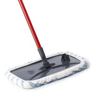 O-Cedar Hardwood Floor N More Microfiber Dust Mop Machine Washable Cleaning Tool
