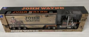 John Wayne Kenworth W900 Die Cast 18 Wheeler 1:32 Scale New in Box