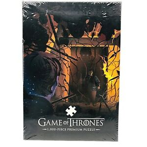 """Game of Thrones """"Hold the Door"""" 1000 Piece Premium Puzzle USAopoly"""