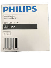Philips Aluline 111 - 12v, 50w, 530 lumen, halogen