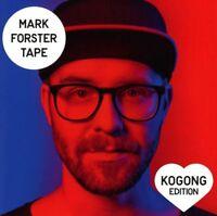 MARK FORSTER - TAPE (KOGONG VERSION+++)   CD NEU
