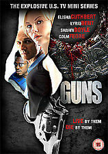 Guns, EXPLOSIVE U.S. TV MINI SERIES (DVD, 2008)new and sealed