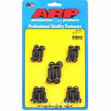 ARP 254-1804 - Blk Oxide Oil Pan Bolts For SB Ford 302-351W Late Model