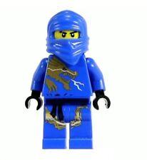 Lego Ninjago Jay DX Minifigure Blue Ninja new From Set 2521 / 2519 minifig