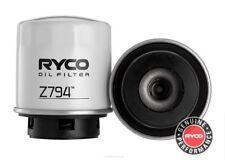 Ryco Oil Filter FOR Volkswagen Polo 2009-2014 1.2 TSI (6R) Hatchback Z794