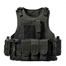 YAKEDA Ventilateurs Armée tactique Vest Cs Champ Swat Tactical Army...