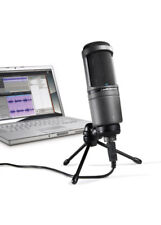 Audio Technica AT2020 USB Cardioid Condenser Microphone