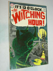 Witching Hour #1 VG+ 1st issue of a classic series LOOK