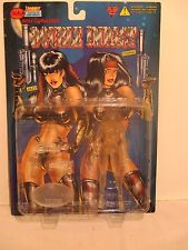 "Skybolt Double Impact Crystal Edition China Limited of 2000 6"" Action Figure"