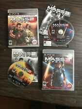 Mass Effect 2 and 3 PS3 TESTED