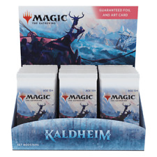 More details for magic: the gathering kaldheim set booster box