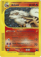 CCG 2 Pokemon Skyridge Holo Arkani / Arcanine H2/H32 BGS / PSA 9.0 ?