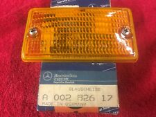 Mercedes Benz Turn Signal LEFT Light Lens 380SL 450SL 500SL 560SL 0028261790