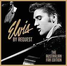 ELVIS PRESLEY Elvis By Request The Australian Fan Edition 2CD BRAND NEW