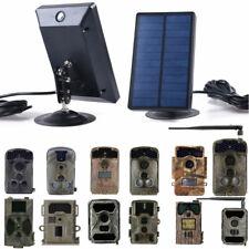 Solar Panel Battery Charger Power For Hunting Trail Game Camera Ltl Acorn SUNTEK