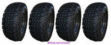 (4) 25x10-12 25-10-12 OTR MAG 350 HDWS Tires For Kubota RTV 900/1100/1140 UTV's