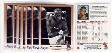 1X SONNY LISTON 1991 Kayo #73 Lots Available WBA WBC WBO IBF Boxing