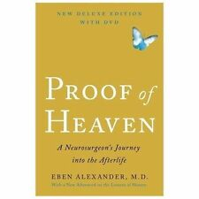 Proof of Heaven Deluxe Edition With DVD: A Neurosurgeon's Journey into the After