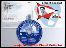 "GILBERT BECAUD ""Premières Chansons 1953"" (CD Digipack)"
