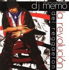 DJ Memo: La Revolución Del Reggaeton CD