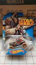 Hot Wheels Star Wars Character Car Tusken Raider #6
