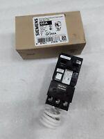 QF260 Siemens Ground Fault Circuit Breaker 2 Pole 60 Amp 120/240V NEW
