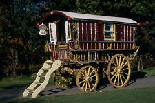 Romany Gypsy Ledge  Caravan Plans +LOTS OF FREE EXTRAS!
